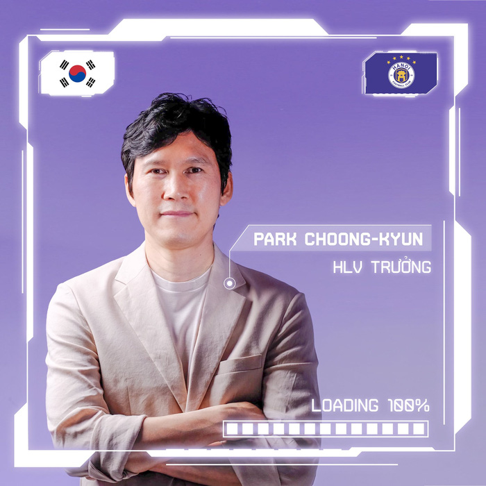 Hà Nội FC chính thức công bố HLV người Hàn Quốc - Ảnh 1.