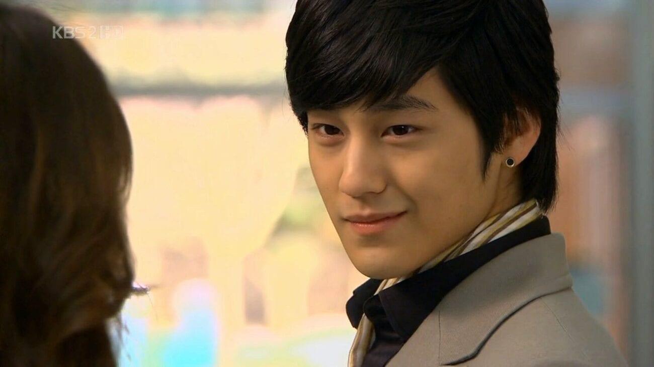 8 nam thần cưa sừng làm nghé ngọt nhất phim Hàn: Nhìn tuổi anh chú Hwang In Yeop với Kim Bum mà sốc xỉu! - Ảnh 4.