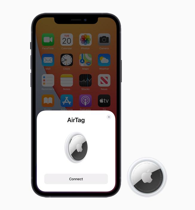 Apple cùng Hermes làm phụ kiện cho AirTag, giá gần 10 triệu đồng cho một chiếc... móc khoá - ảnh 1
