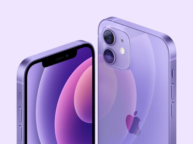 iPhone 12 màu tím leo lên bảng hot search Weibo, dân xứ Trung mê mẩn không kém gì ai! - ảnh 1