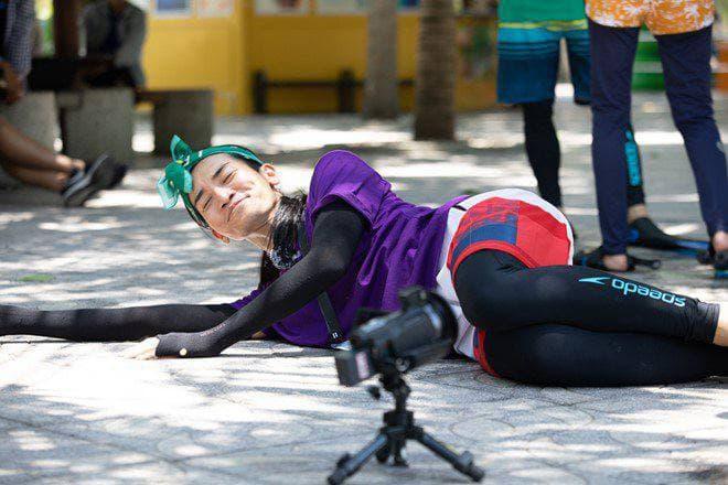 Gần tới ngày ghi hình Running Man Vietnam mùa 2, BB Trần đăng bài ẩn ý không tham gia? - ảnh 3