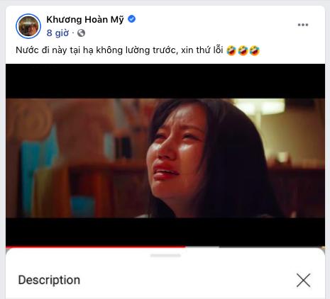 Orange - Hoàng Dũng tung MV Khi Em Lớn nhưng không lường được sự phong phú của tiếng Việt lại cho ra hashtag nhạy cảm cỡ này - ảnh 3