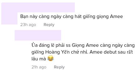Hoàng Yến Chibi bị Tlinh làm lu mờ khi diễn live ca khúc comeback, đã thế còn bị nhận xét bắt chước AMEE? - ảnh 5