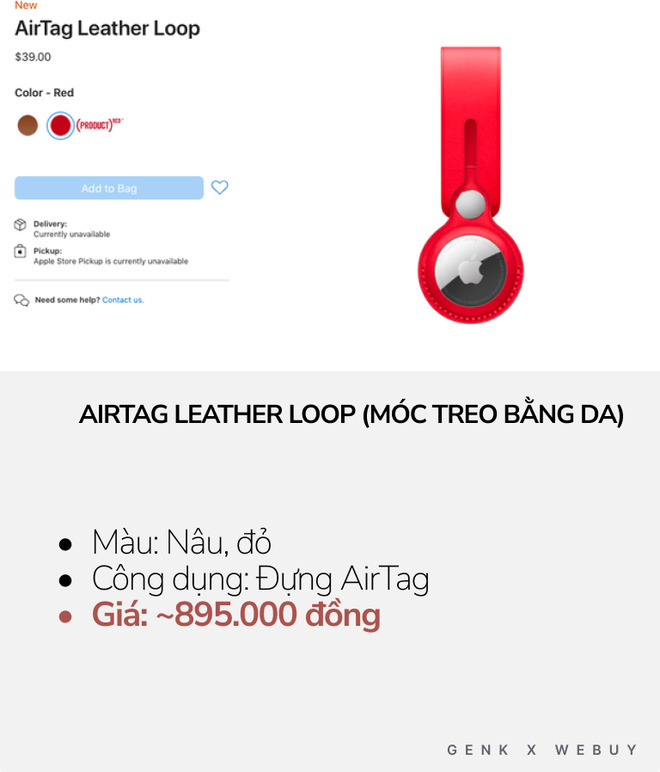 """""""Vũ trụ"""" Apple: hễ bán phụ kiện là kiểu gì cũng đắt, công dụng ít nhưng giá thì phải cao - ảnh 3"""