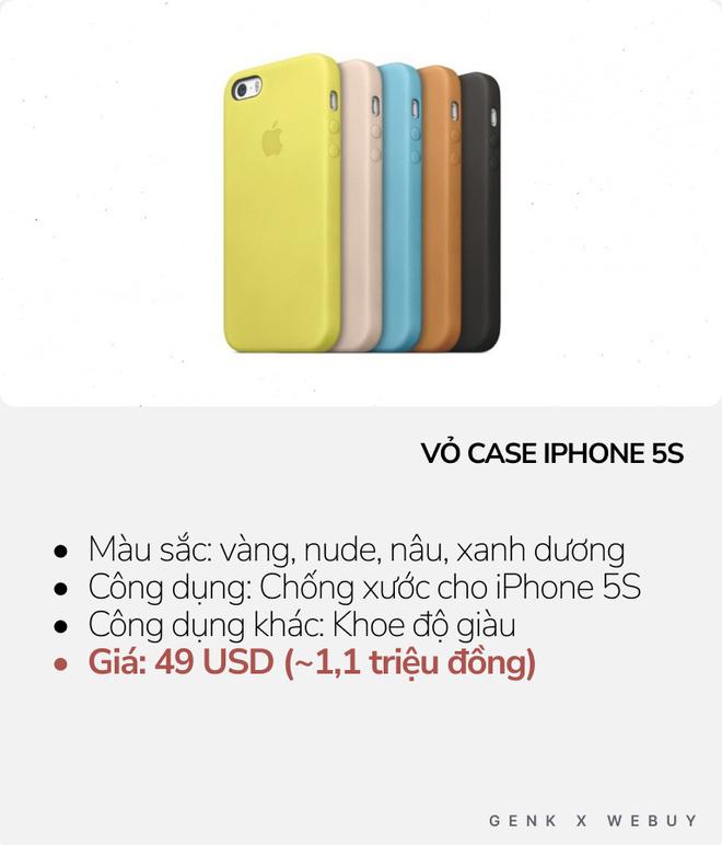 """""""Vũ trụ"""" Apple: hễ bán phụ kiện là kiểu gì cũng đắt, công dụng ít nhưng giá thì phải cao - ảnh 7"""