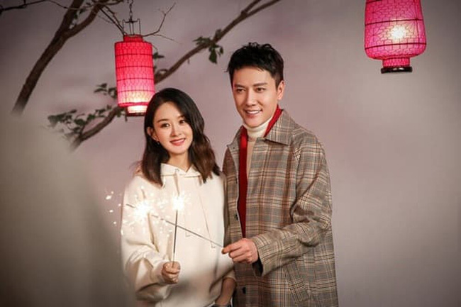 CHẤN ĐỘNG: Triệu Lệ Dĩnh - Phùng Thiệu Phong tuyên bố ly hôn sau 3 năm bên nhau - ảnh 1