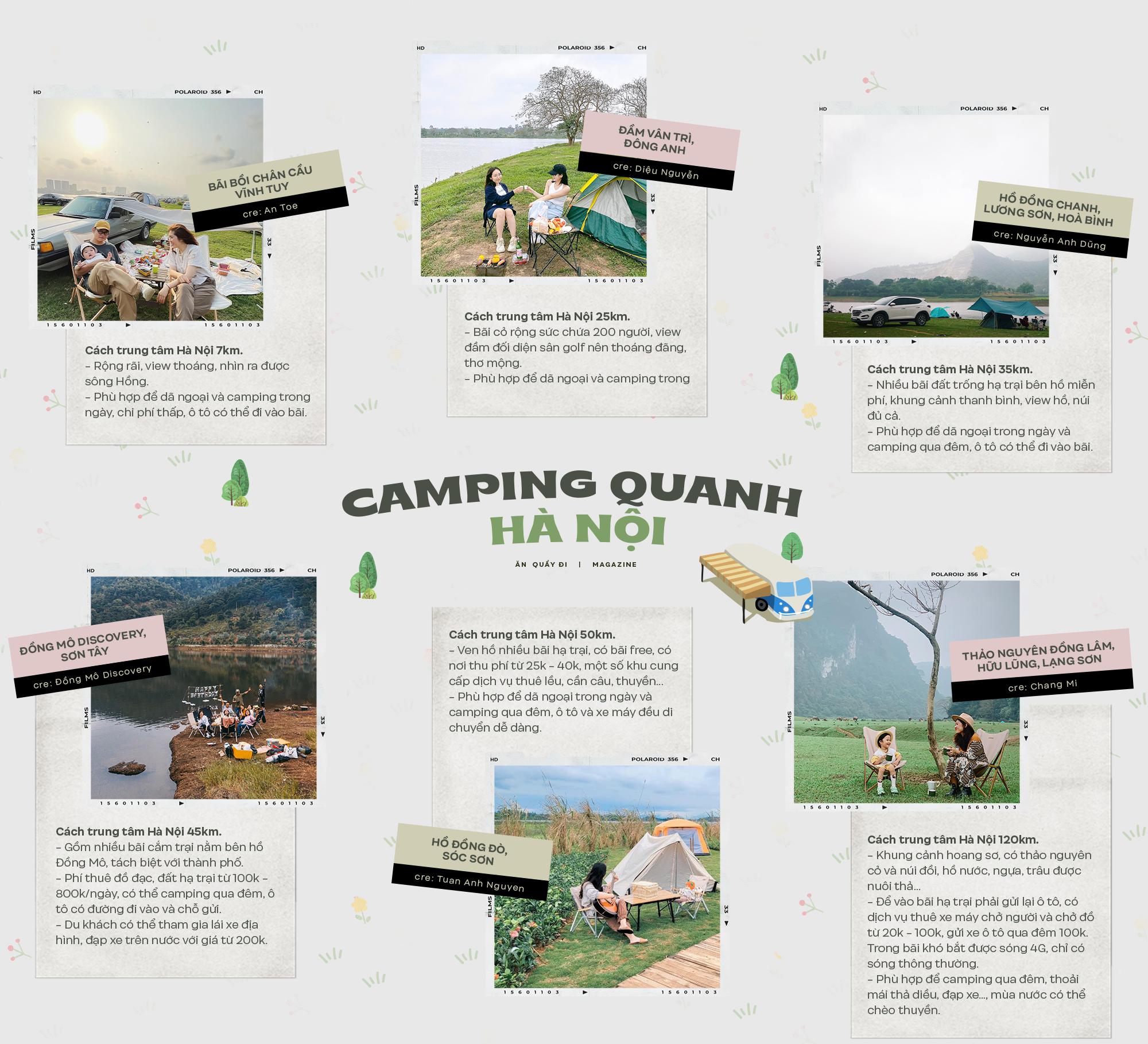 """Đổi """"vị"""" du lịch với một món thật khác lạ, trải nghiệm ngay trào lưu camping """"hot hit"""" nhất lúc này! - Ảnh 19."""