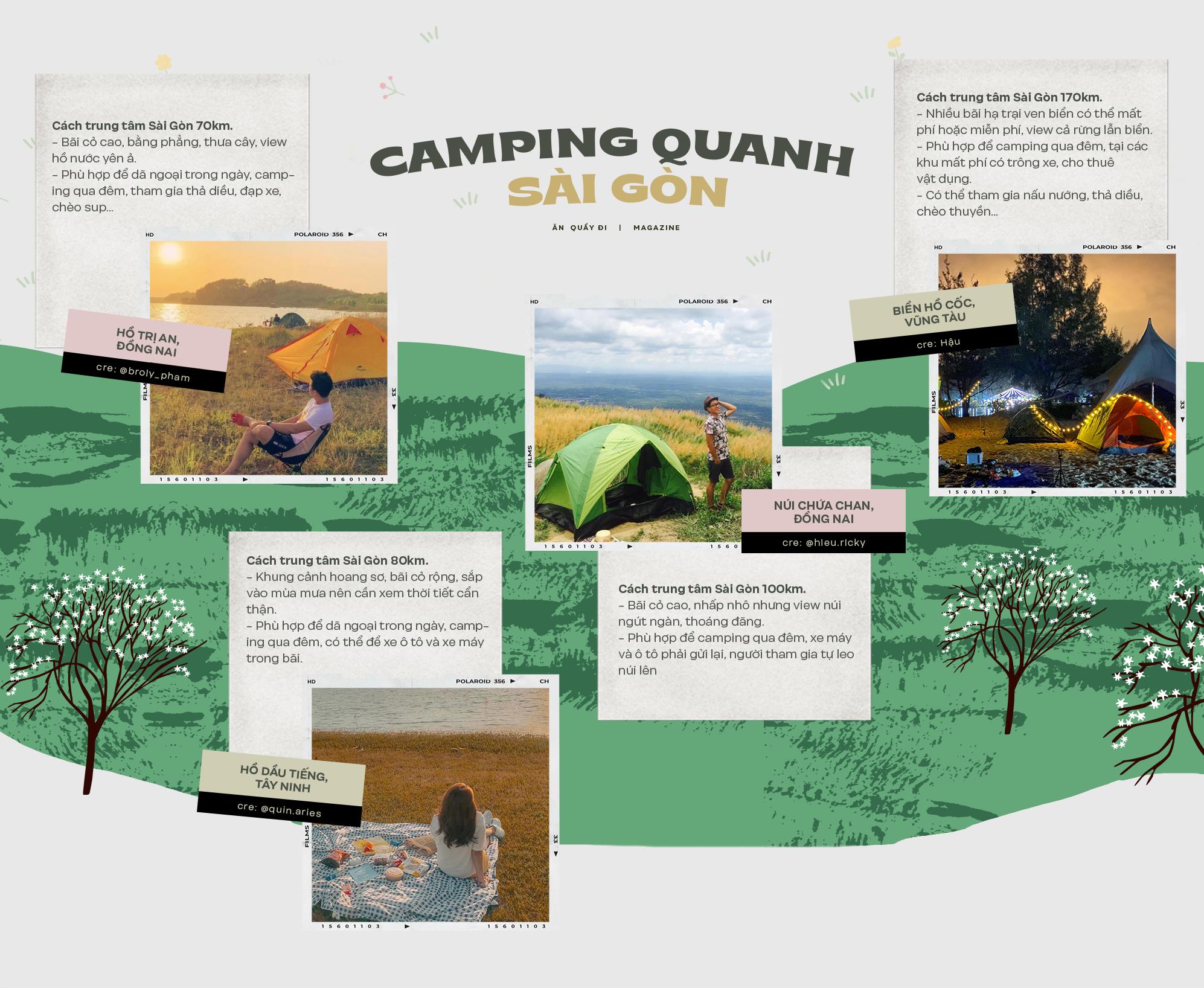 """Đổi """"vị"""" du lịch với một món thật khác lạ, trải nghiệm ngay trào lưu camping """"hot hit"""" nhất lúc này! - Ảnh 21."""