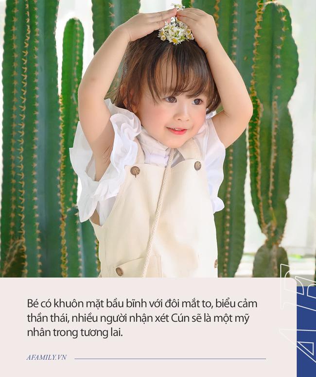 Tú Vi - Văn Anh khoe ảnh con gái tròn 3 tuổi xinh như thiên thần, tiết lộ sẽ cho con học một thứ đặc biệt khi vào lớp 1 - Ảnh 11.