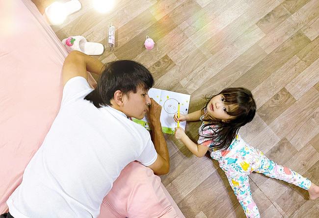Tú Vi - Văn Anh khoe ảnh con gái tròn 3 tuổi xinh như thiên thần, tiết lộ sẽ cho con học một thứ đặc biệt khi vào lớp 1 - Ảnh 6.
