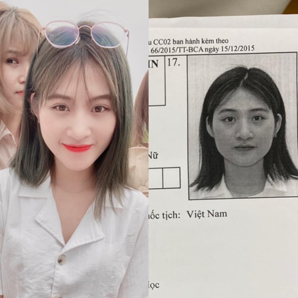 Network users cried and showed a photo of the identity of the new citizen: Sorry at the age of 15, the mistake has not been corrected yet - Photo 1.