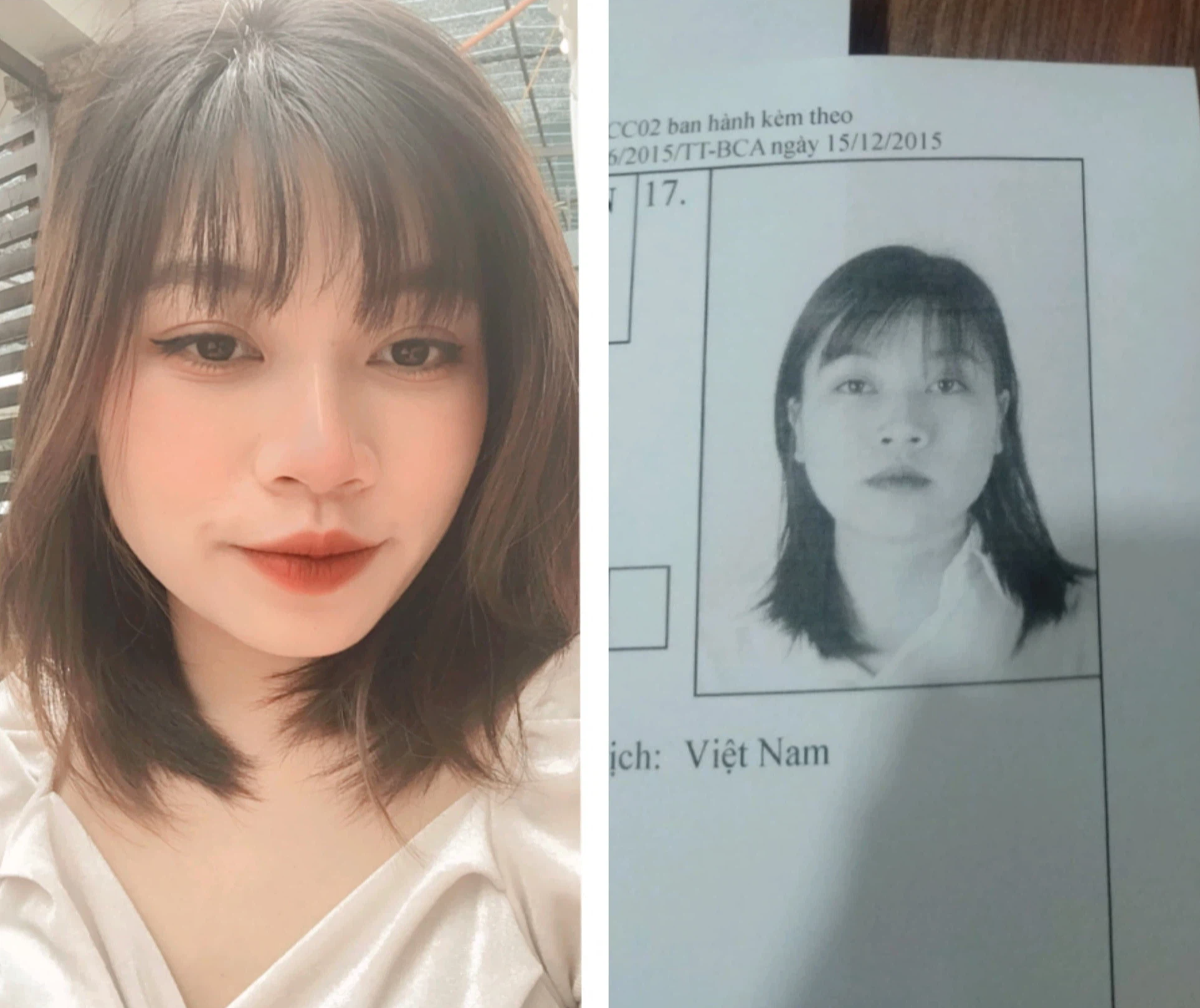 Network users cried and showed a photo of the identity of the new citizen: Sorry at the age of 15, the mistake has not been corrected yet - Photo 13.