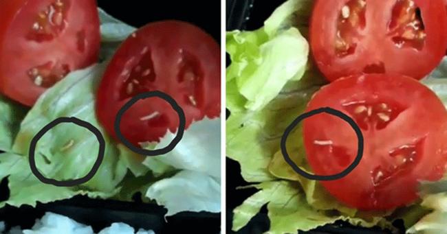 Hàng loạt vụ đồ ăn có giòi nhung nhúc bị phanh phui: Từ sự cẩu thả trong chế biến đồ ăn đến sức khỏe người tiêu dùng bị đe dọa - ảnh 4