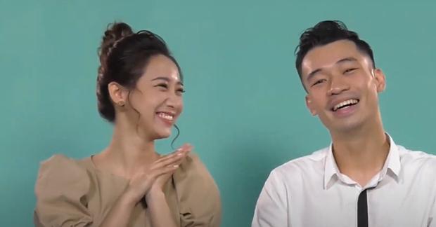 Kiều Ly & Nhật Linh - cặp đôi Hạ Cánh Nơi Anh bản Việt giờ ra sao sau khi rời Người Ấy Là Ai? - Ảnh 2.