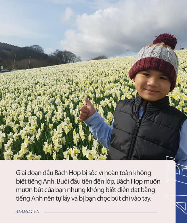 Không giỏi tiếng Anh nhưng bà mẹ ở Phú Thọ vừa học vừa giúp con chinh phục học bổng 2 trường tư thục nước ngoài nổi tiếng - ảnh 2