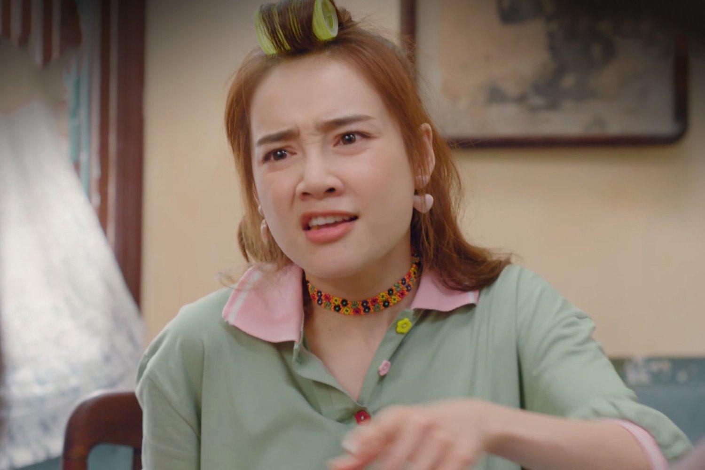 Kinh hoàng với Nhã Phương và thời trang xấu điên đảo ở Cây Táo Nở Hoa - Ảnh 5.