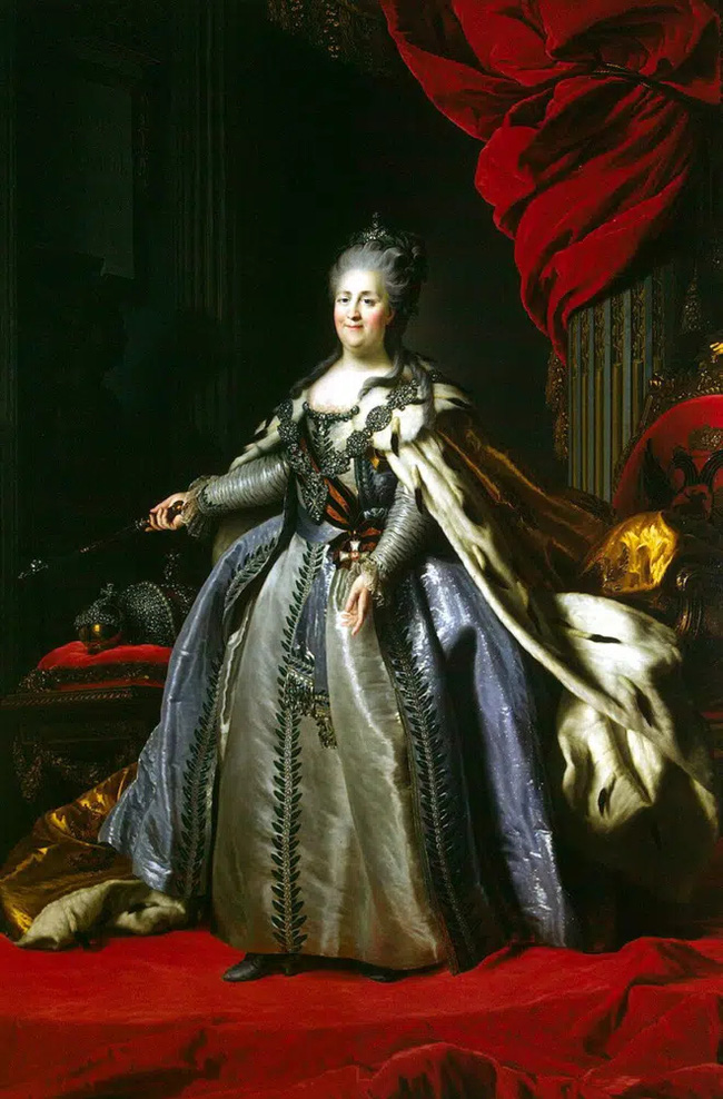 Nữ hoàng vĩ đại nhất nước Nga: Bắt giam chồng để lên ngôi, độc ác chuyên quyền, tình sử phóng đãng và cái chết bí ẩn - ảnh 4
