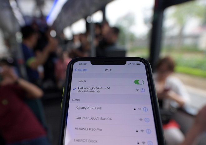 Ảnh: VinBus chính thức khai trương, đưa vào vận hành tuyến xe buýt điện thông minh đầu tiên của Việt Nam - ảnh 8