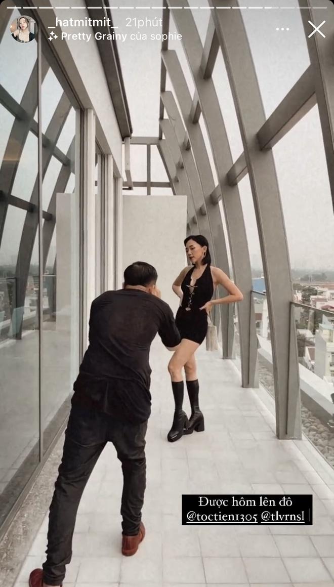 Đợi mãi Tóc Tiên mới chịu tung ảnh Touliver chụp cho, level chặt chém tăng hạng là nhờ chồng làm điều này - Ảnh 2.