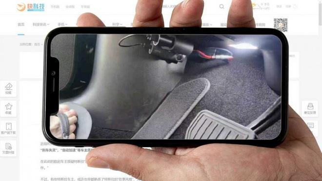 Tesla không thừa nhận phanh xe lỗi, người dùng lắp cả camera vào phanh để chứng minh - ảnh 1