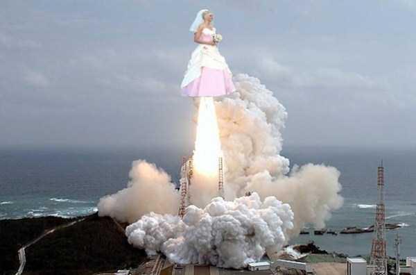 Tuyển tập những tấm ảnh cưới không đẹp tí nào nhưng chắc chắn cô dâu chú rể đều... vui tính - ảnh 5