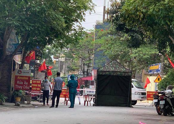 Hưng Yên bắt đầu thực hiện giãn cách xã hội với toàn thị xã Mỹ Hào và 5 xã của huyện Khoái Châu - ảnh 1