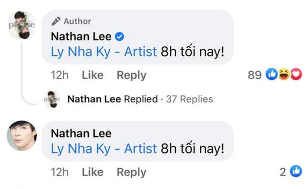 Lý Nhã Kỳ khen Nathan Lee hết lời sau loạt ồn ào làm loạn showbiz, nhắn nhủ điều gì mà khiến netizen tá hoả - ảnh 3