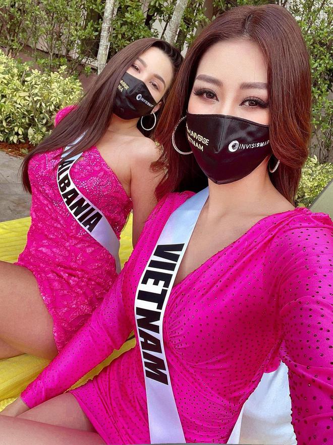 Nhìn Khánh Vân thay outfit ở Miss Universe mà thích cả mắt, mỗi ngày 1 kiểu không đụng hàng bảo sao được truyền thông quốc tế săn đón - ảnh 8