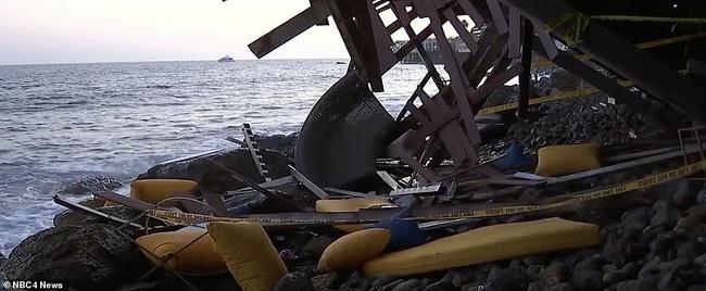 Thuê nhà ven biển cho 5 người ở nhưng mời tận 30 người đến chơi, nhóm bạn lĩnh ngay hậu quả khi ban công đổ sập xuống bãi đá bên dưới - ảnh 6