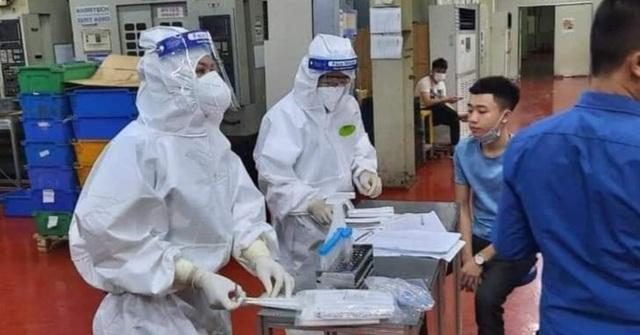 Diễn biến dịch ngày 12/5: Thêm 34 ca mắc mới; Đà Nẵng phát hiện hơn 30 trường hợp dương tính SARS-CoV-2 trong khu công nghiệp - Ảnh 1.