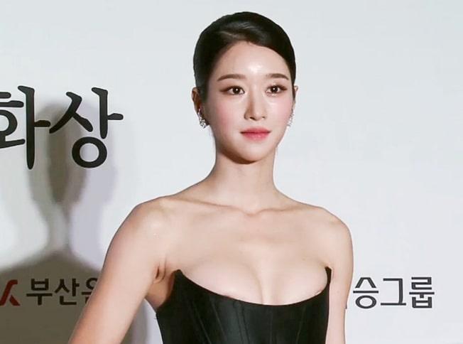 Vừa bị đồn thế chỗ Seo Ye Ji, tiểu tam quốc dân Han So Hee đã vội vàng lên tiếng phủ nhận - Ảnh 2.