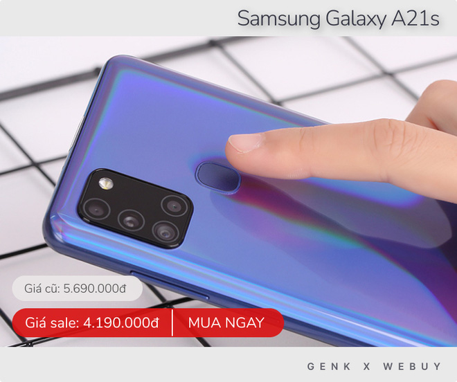 Samsung giảm 15 triệu, iPhone giảm 6 triệu và loạt deal khủng chớ nên bỏ qua trong tuần này - ảnh 14