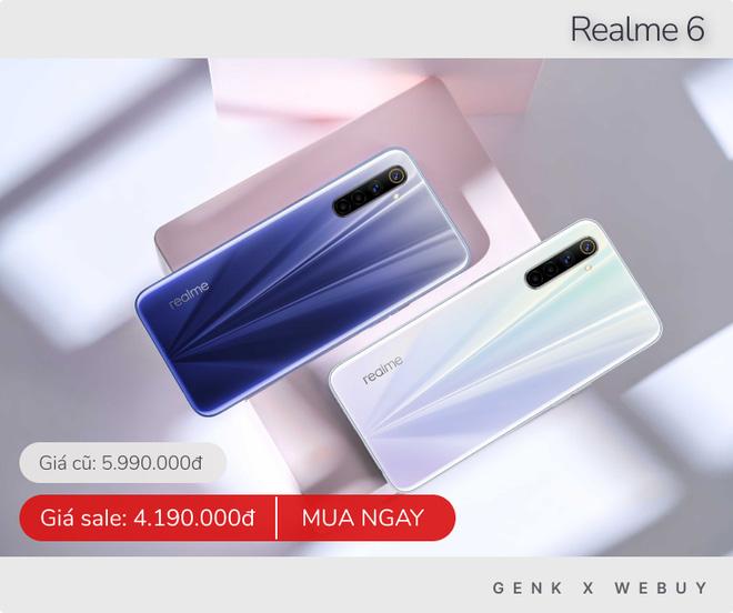 Samsung giảm 15 triệu, iPhone giảm 6 triệu và loạt deal khủng chớ nên bỏ qua trong tuần này - ảnh 4