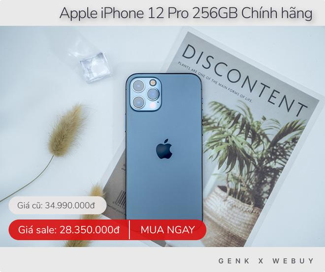 Samsung giảm 15 triệu, iPhone giảm 6 triệu và loạt deal khủng chớ nên bỏ qua trong tuần này - ảnh 6