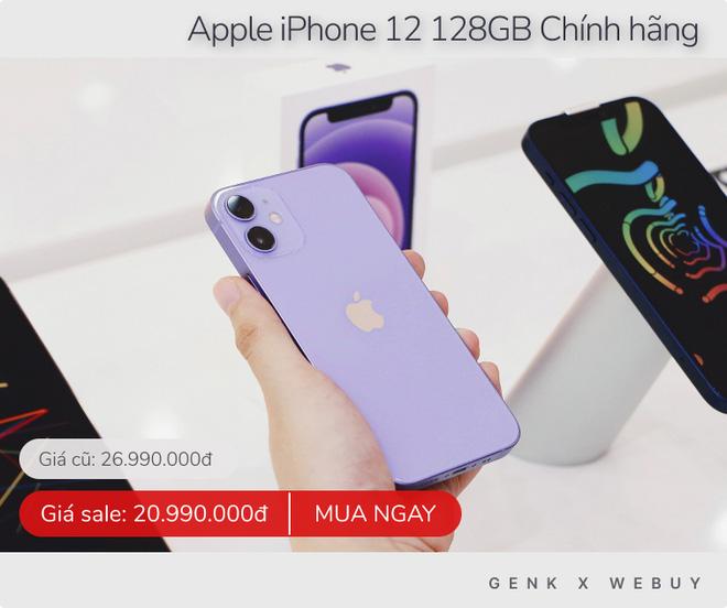 Samsung giảm 15 triệu, iPhone giảm 6 triệu và loạt deal khủng chớ nên bỏ qua trong tuần này - ảnh 7