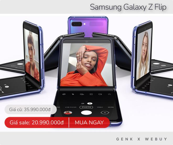 Samsung giảm 15 triệu, iPhone giảm 6 triệu và loạt deal khủng chớ nên bỏ qua trong tuần này - ảnh 9