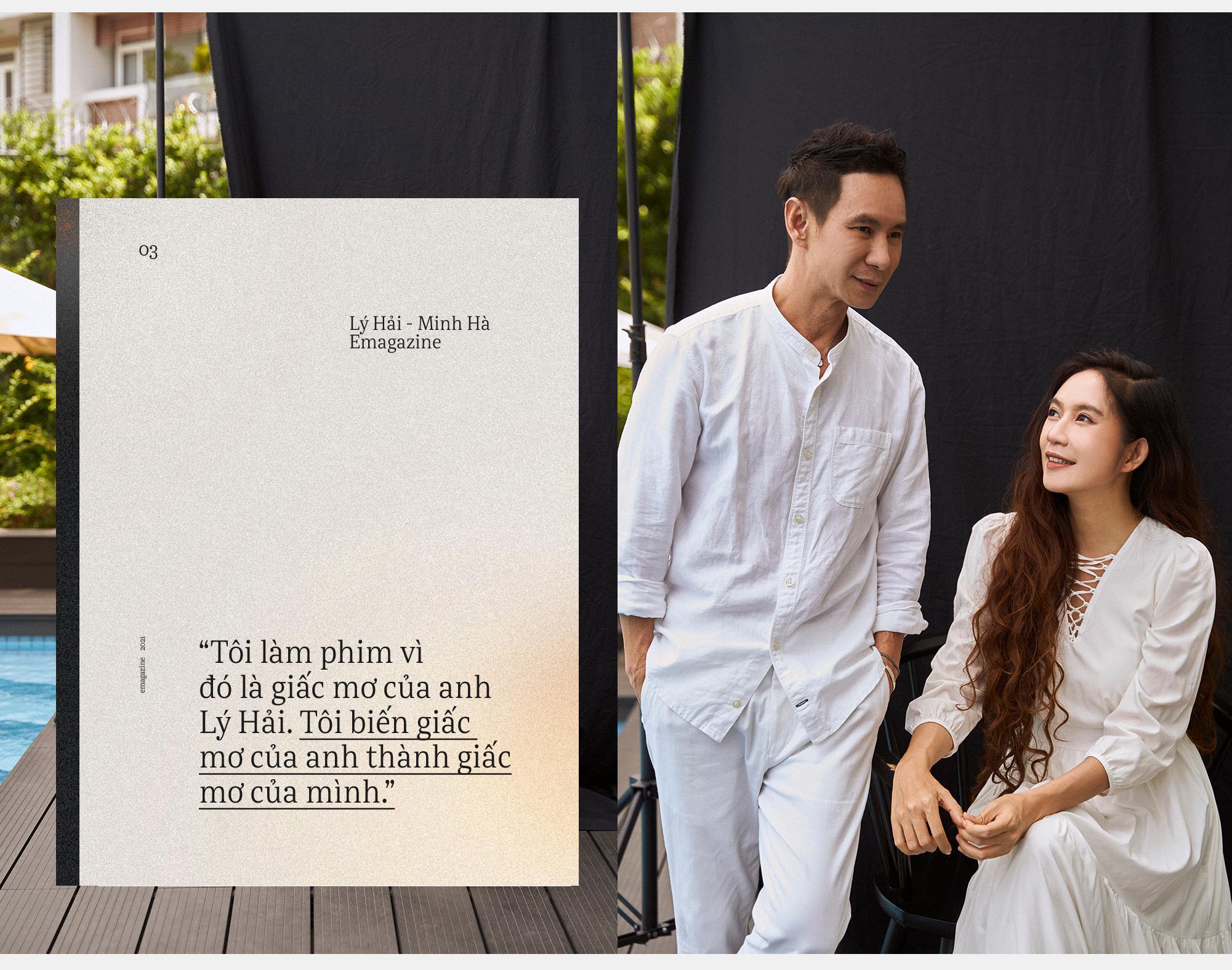 Lý Hải - Minh Hà: Mơ một giấc mơ chung dù chưa từng nói một câu Anh yêu em - Ảnh 34.
