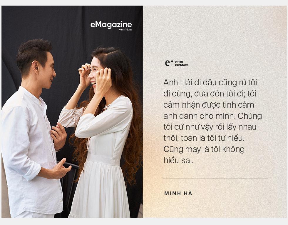Lý Hải - Minh Hà: Mơ một giấc mơ chung dù chưa từng nói một câu Anh yêu em - Ảnh 22.