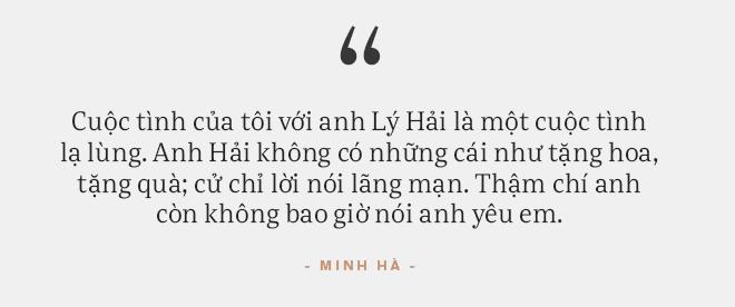 Lý Hải - Minh Hà: 16 năm bên nhau, cùng mơ một giấc mơ chung dù chưa từng nói câu 'Anh yêu em' - Ảnh 20.