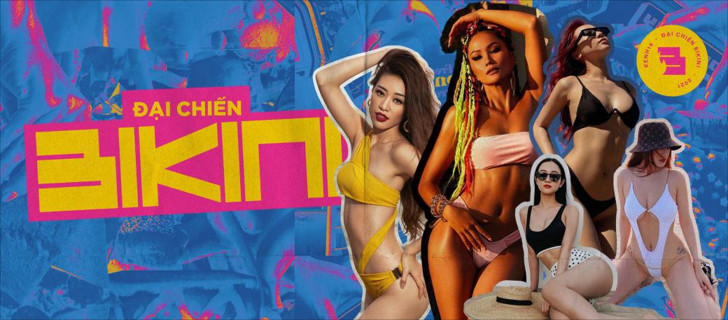 đại chiến bikini