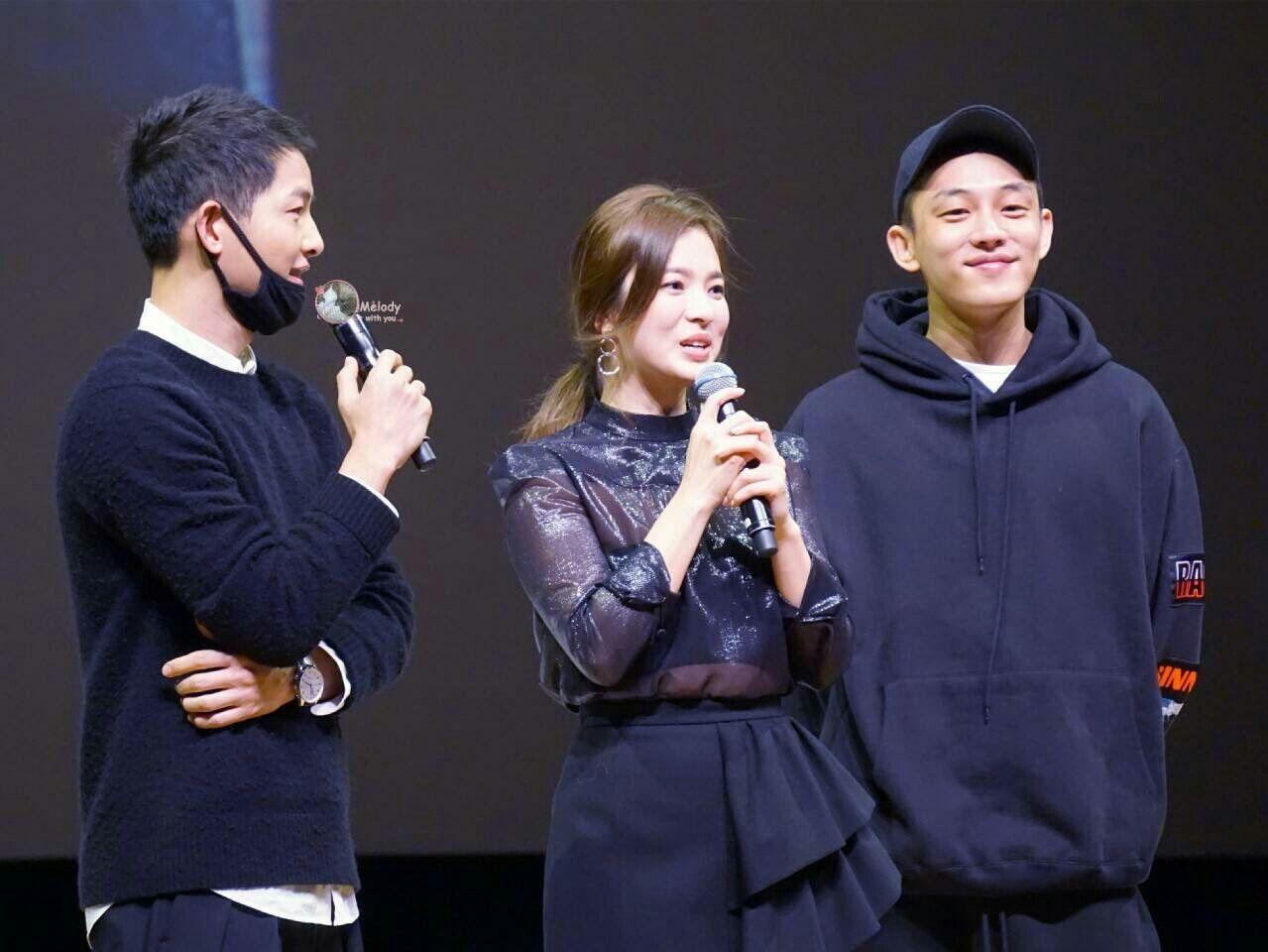 Ảnh Đế Yoo Ah In: Thoát mác bạn thân Song Hye Kyo để làm Ngựa điên xuất chúng màn ảnh Hàn - Ảnh 11.