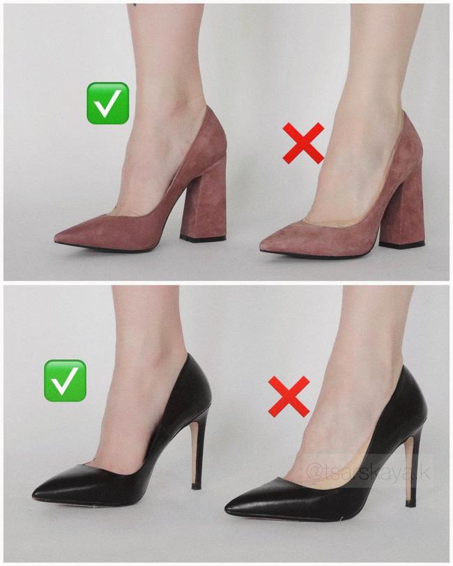 Một lỗi sai khi đi giày/sandals mà nhiều chị em không để ý nhưng lại khiến trang phục kém sang trầm trọng - ảnh 7