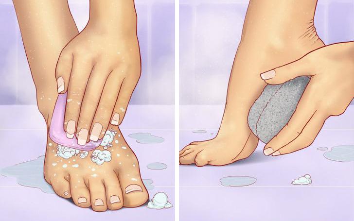 6 vùng trên cơ thể cần được làm sạch đúng cách, nhiều người không biết vẫn làm sai mà chẳng hay