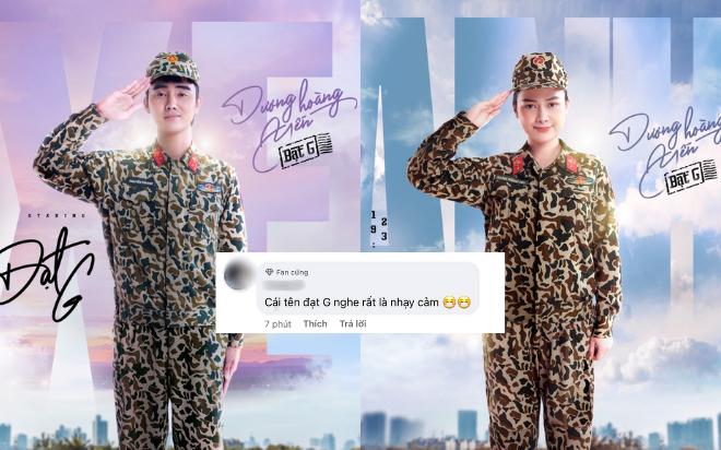 Đạt G kết hợp với Dương Hoàng Yến comeback sau loạt ồn ào tình cảm, netizen vẫn không quên cà khịa chuyện cũ