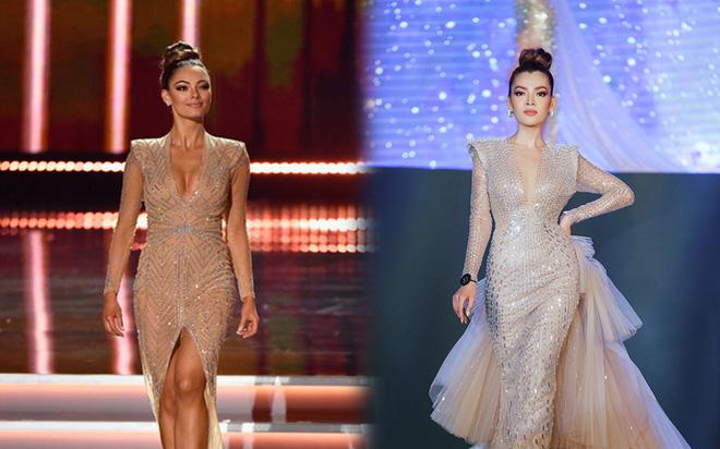 Có thể bạn chưa biết: Tóc Tiên, Thúy Vân, Lương Mỹ Kỳ... cũng đi thi Miss Universe với Khánh Vân ở Mỹ! - ảnh 11