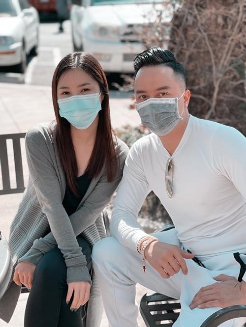 Nghe tin Hương Tràm mang thai tại Mỹ mà netizen không tin vì nghi ra MV mới, Cao Thái Sơn sống chung nhà bị réo tên - ảnh 8