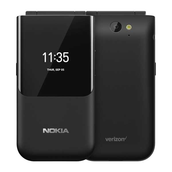 Nokia 2720 V Flip ra mắt: Thiết kế nắp gập, 2 màn hình, chạy Kai OS, giá 79 USD - ảnh 2
