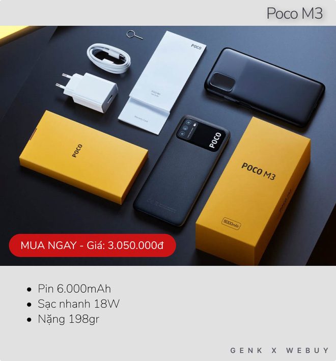 Sáu mẫu smartphone pin khủng từ 6.000mAh, rất hợp với team shipper, xe ôm công nghệ - ảnh 1