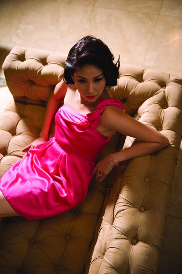 5 hoa hậu oanh tạc màn ảnh Việt: Khánh Vân vào vai gái lẳng lơ chưa sốc bằng nữ sinh nghiện ngập Mai Phương Thúy - Ảnh 1.