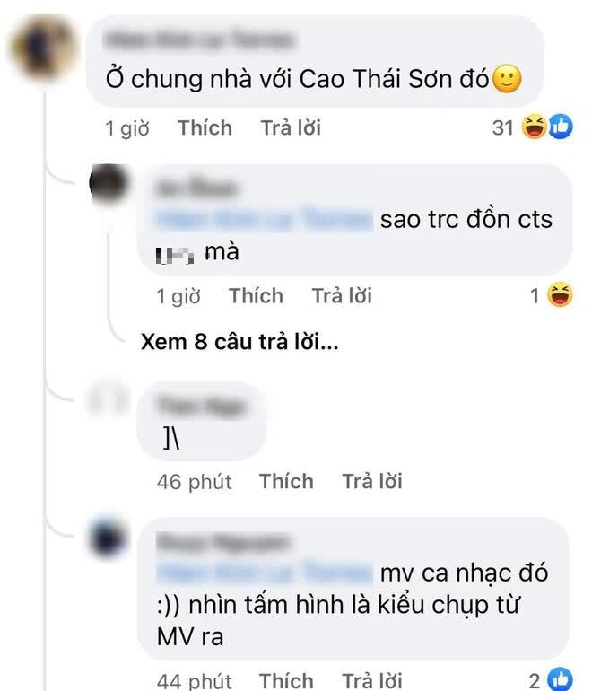 Nghe tin Hương Tràm mang thai tại Mỹ mà netizen không tin vì nghi ra MV mới, Cao Thái Sơn sống chung nhà bị réo tên - ảnh 3